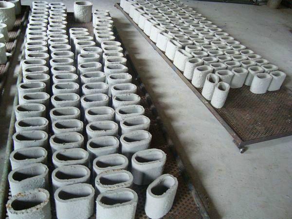 热砂对砂型铸造中水分、粘膜效果的影响(曲阜欧宝体育培训冶铸辅料有限公司)